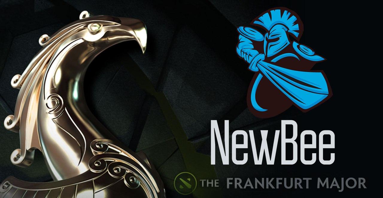 Newbee, The Frankfurt Major 2015