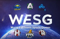 WESG, Alliance, Comanche, Fantastic Five, Horde, Team Ukraine, Danish Bears