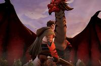 DOTA: Dragon's Blood, Dragon Knight, The International, Battle Pass