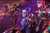 Invoker, Puck, Skywrath Mage, Storm Spirit, Lich, Drow Ranger, Templar Assassin, Rubick, Morphling, Timbersaw, Outworld Destroyer, Lifestealer, Beastmaster, Valve, Witch Doctor, Underlord, Luna, Naga Siren, Vengeful Spirit, Bounty Hunter, Windranger, Sven, Pudge