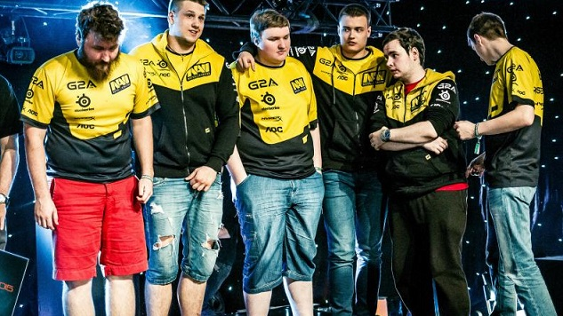 fnatic, Natus Vincere, ESL Pro League