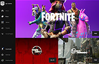 Epic Games Store, Epic Games