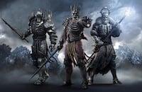 Skyrim, Doom, Флэшмоб, Borderlands