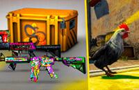 Карты, Операция «Сломанный клык», Шутеры, Патчи в CS:GO, Train, Counter-Strike: Global Offensive