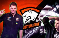 Team Liquid, Team Secret, Virtus.pro
