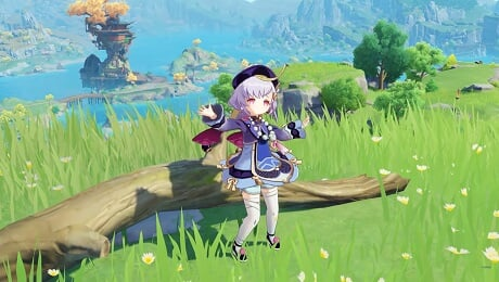 Genshin Impact, Ролевые игры, Приключения