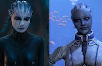 Mass Effect, Mass Effect: Andromeda, Ведьмак, Блоги
