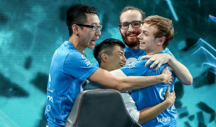 World Championship, Origen, Fnatic, SK Telecom T1, Cloud9