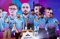 WeSave! Charity Play, Riki, Nigma, Team Secret, Io, Silencer, Амер «Miracle-» аль-Баркави