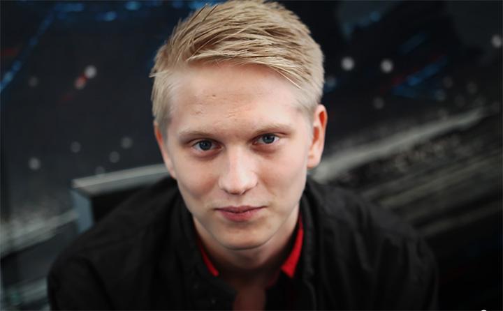Natus Vincere, The Kiev Major, Per Anders Olsson