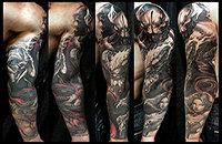 Татуировки, Dota 2