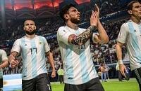 Роналдиньо, Криштиану Роналду, FIFA 20, Лионель Месси