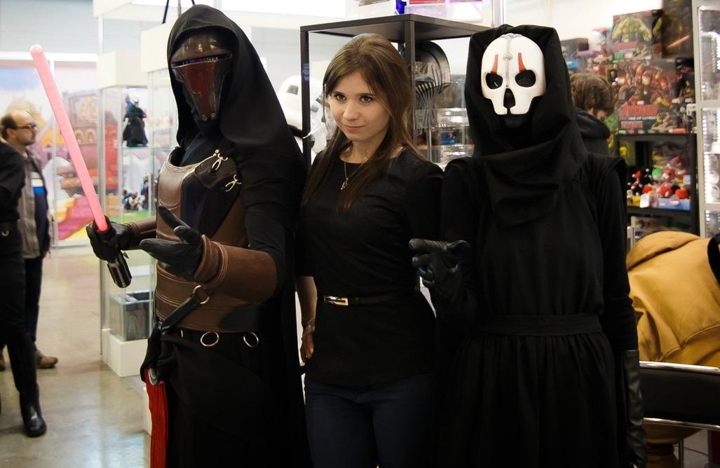 Игромир, Comic Con Russia