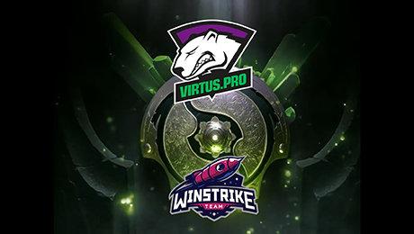 The International, Winstrike, Virtus.pro