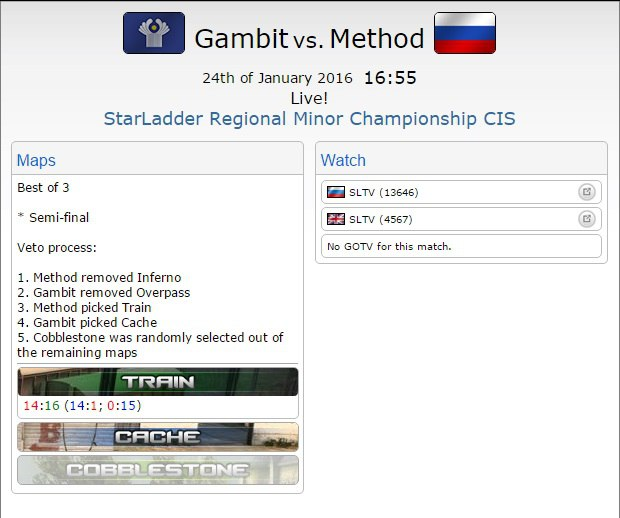 Counter-Strike: Global Offensive, Method
