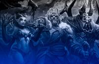 Troll Warlord, Jakiro, Drow Ranger, Lone Druid, Nyx Assassin, Флэшмоб, Chen