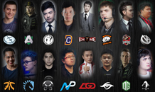 Kaipi, PSG.LGD, Team Secret, Newbee, Evil Geniuses, The International