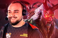 Pudge, Роман «Resolut1on» Фоминок, FlyToMoon, Virtus.pro, Parimatch League, Виталий «Save-» Мельник, Заур «Cooman» Шахмурзаев, Grimstroke
