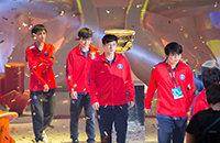 VGJ.Thunder, CDEC Gaming, J.Storm, Team VGJ, PSG.LGD, Newbee, Vici Gaming, Keen Gaming