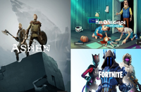 Epic Games Store, Epic Games, Fortnite, Tom Clancy's The Division 2, Metro Exodus