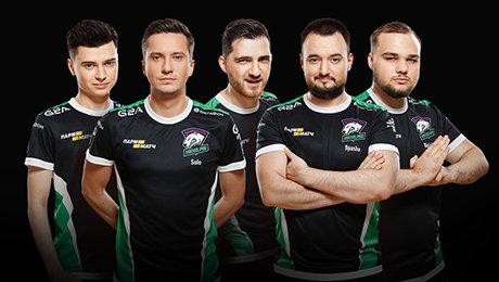 The International, OG, Virtus.pro, Team Secret, Team Liquid, Newbee