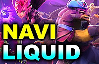 Midas Mode, Team Liquid, NaVi