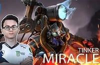 Tinker, Амер «Miracle-» аль-Баркави, Стив «Xcalibur» Йе, Dota 2, Патч 7.22f в Dota 2, The International
