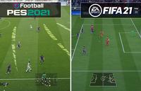 Konami, Опросы, Спортивные, Pro Evolution Soccer 2021, Симуляторы, FIFA 21, EA Sports
