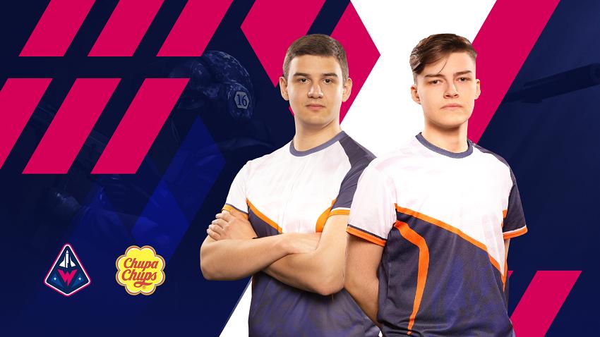 Два новых игрока в составе по CS:GO и новый партнер Chupa Chups