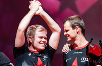 Astralis, Емиль «Magisk» Рейф, FaceIt London Major