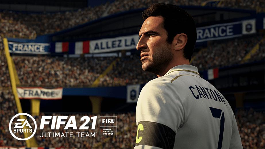 В FIFA 21 добавят кооперативный режим FUT Co-Op и карточку Эрика Кантона