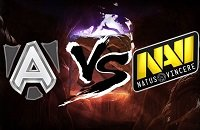 Dota 2, Alliance, NaVi