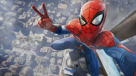 Spider-Man (2018), PlayStation 4