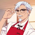 I Love You, Colonel Sanders! A Finger Lickin' Good Dating Simulator