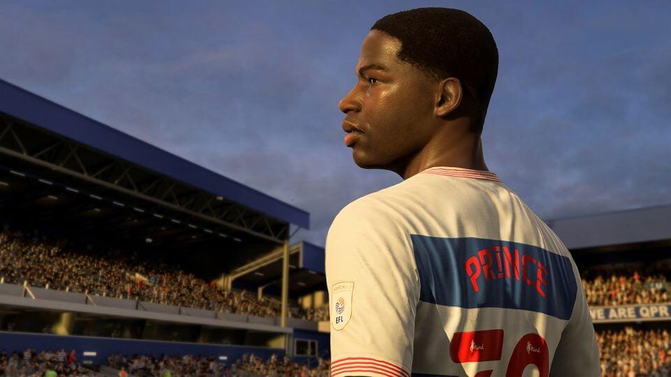 В FIFA 21 появился убитый 15 лет назад игрок «Куинз Парк Рейнджерс»