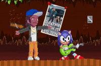 Sonic the Hedgehog, SEGA, ретро, Платформеры