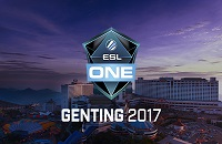 ESL One Genting, Fnatic, Wings, Execration, Chaos, Virtus.pro