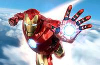PlayStation VR, VR-игры, Marvel's Avengers, Marvel's Iron Man VR, Экшены, PlayStation 4