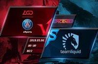 Team Liquid, PSG.LGD, EPICENTER
