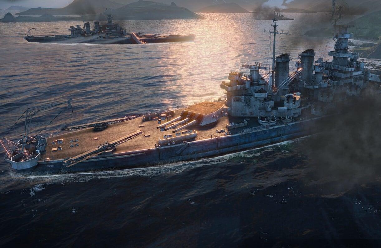 World of Warships, Стратегии, Wargaming