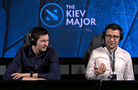 The Kiev Major, Виктор Godhunt Волков, Дмитрий «LightOfHeaven» Куприянов