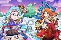 Windranger, Crystal Maiden, Anti-Mage, Invoker, Lina, Pugna, арт, Dota 2