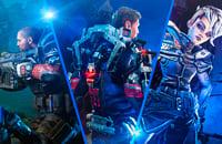 Ролевые игры, Gears 5, Greedfall, Borderlands 3, Code Vein, Экшены, The Surge 2