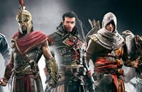 ПК, Ролевые игры, Assassin's Creed, PlayStation 4, Xbox One, Assassin's Creed Valhalla, Ubisoft, Assassin's Creed: Odyssey, Assassin's Creed: Unity, Assassin's Creed: Origins, Экшены