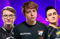 Epic League, Vikin.gg, Virtus.pro, Alliance, NAVI, OG, Just Error, Nigma, Team Liquid, Team Secret