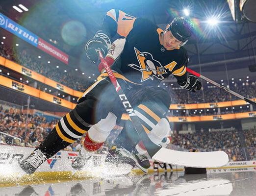 NHL 20, NHL 21, NHL 19, Евгений Малкин, Симуляторы, Electronic Arts, Андрей Василевский, НХЛ, Спортивные, EA Sports