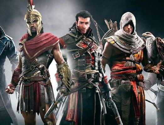 Я ни разу не играл в Assassin's Creed. С чего начать?