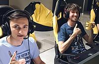 Team Empire, NAVI, PGL Open Bucharest