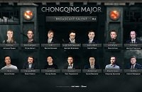 The Chongqing Major, RuHub, StarLadder