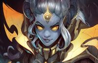 Baldur's Gate 3, Skyrim, World of Warcraft, Mass Effect, Warhammer